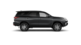 View our Fortuner stock at Mansfield Toyota