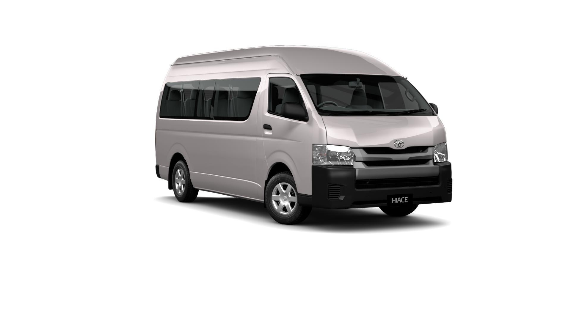 8c21e93208 Toyota HiAce SLWB Commuter Bus Diesel 12 Seats