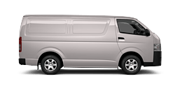 View our HiAce stock at Broome Toyota