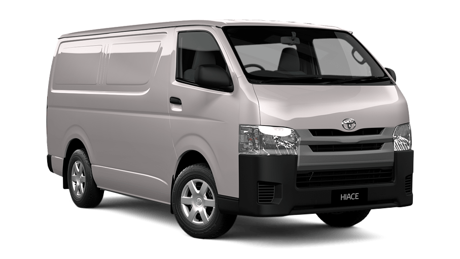 9837331b48b HiAce Long Wheelbase Van