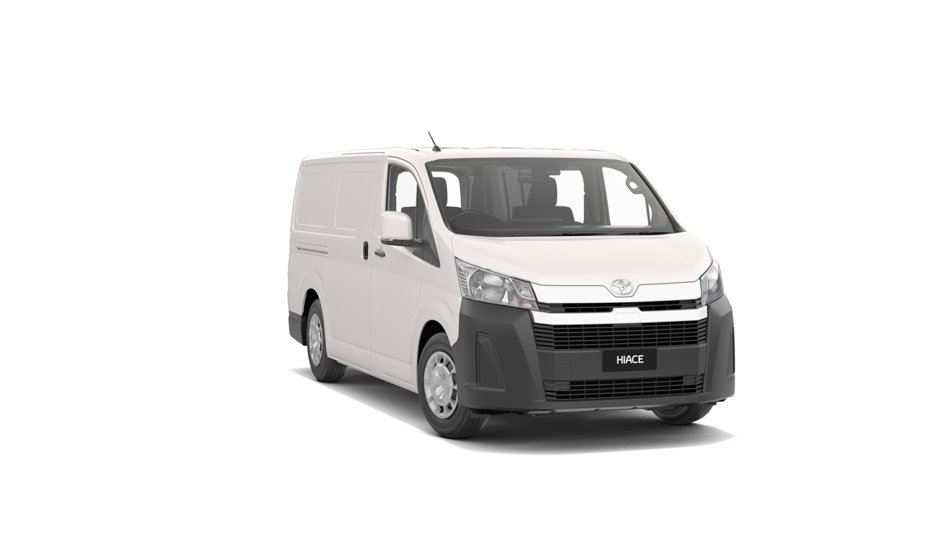 HiAce Range Current Offer