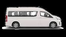 HiAce SLWB Bus Petrol