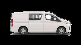 HiAce LWB Crew Van