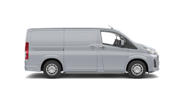 HiAce LWB Van