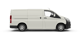 View our HiAce stock at Goulburn Toyota