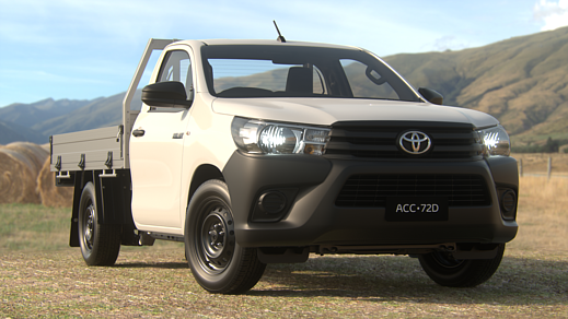 Toyota workmate ute