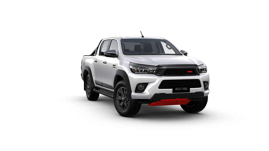 HiLux 4x4 SR5 with TRD Sports Pack#