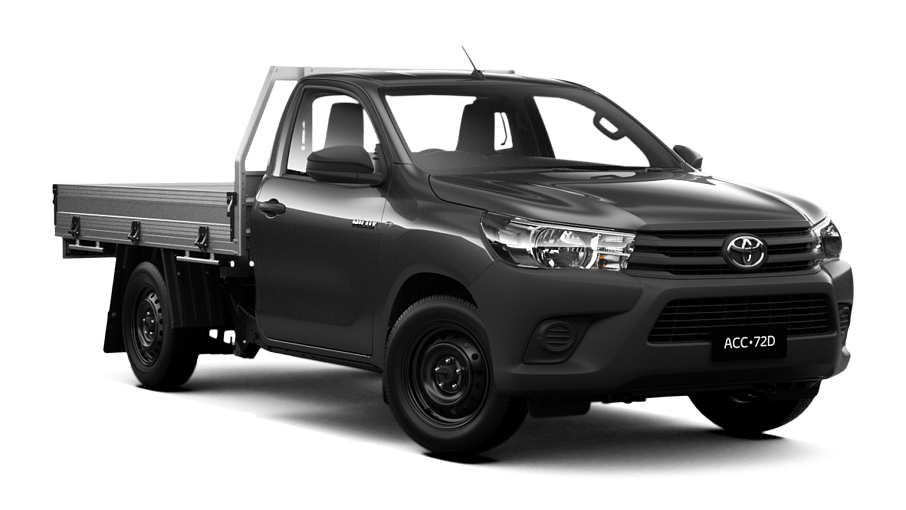 hilux 4x2 workmate single cab cab chassis mike carney toyota toyota hilux
