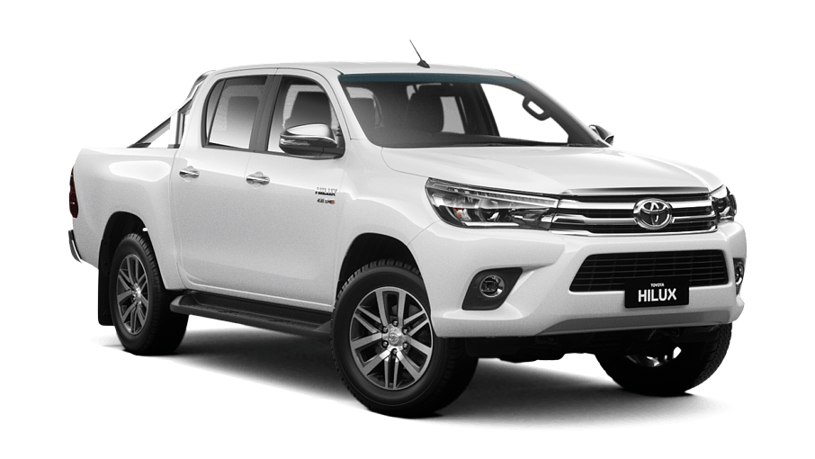 HiLux 4x4 SR5 Double-Cab Pick-up with Leather Accented interior and power  operated driver seat 8e2aa9fcc1