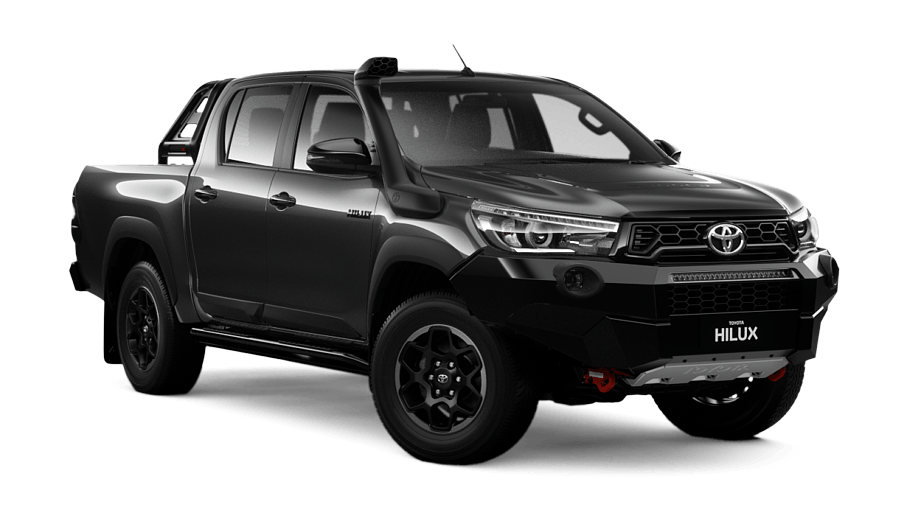 HiLux Rugged X 4x4 Double-Cab Pick-up   Warren Plowright Toyota 2a3f752f64