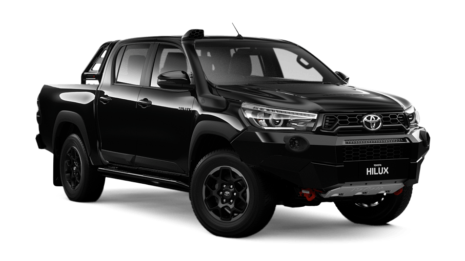 HiLux Rugged X 4x4 Double Cab Pick Up