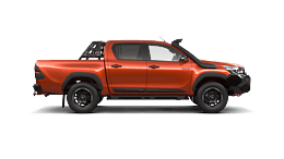 View our HiLux stock at Ken Mills Toyota Rural