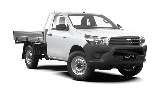 HiLux 4x2 Workmate Hi-Rider Single-Cab Cab-Chassis