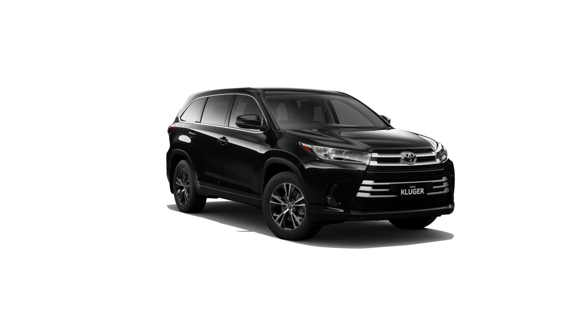 New Toyota Kluger Gx 2wd In Stock At Western Toyota