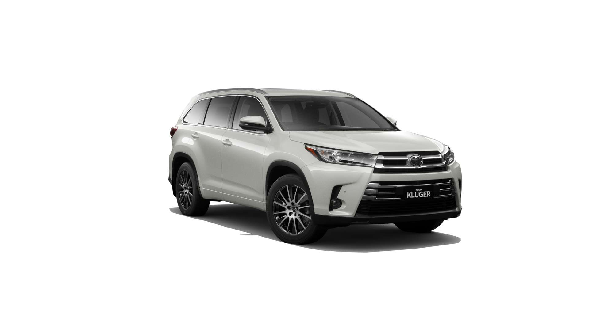 e7574879b2 New Toyota Kluger Grande 2WD