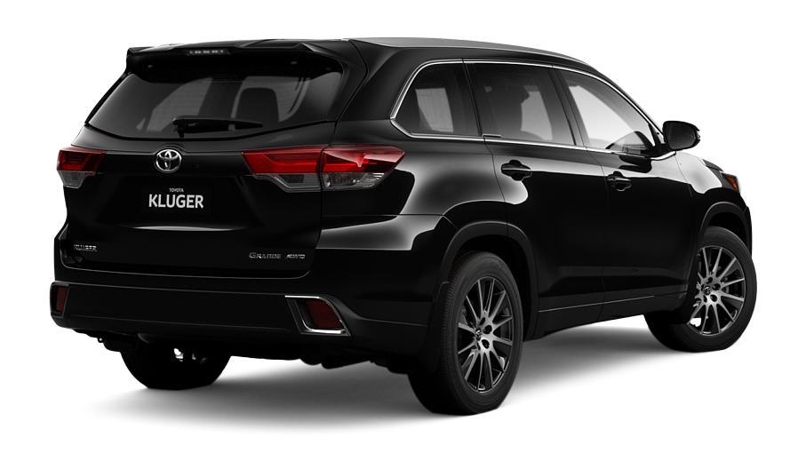 Toyota Grande 2019 Black