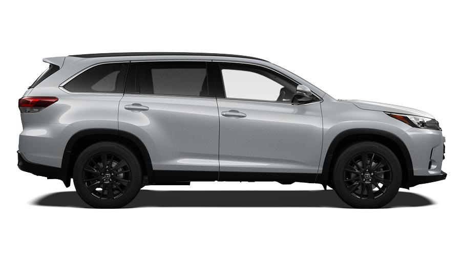 New Toyota Kluger Black Edition Awd In Stock At Toowoomba