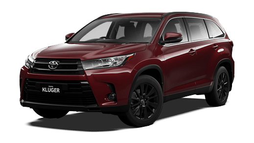 Kluger Black Edition 2WD | Grand Toyota