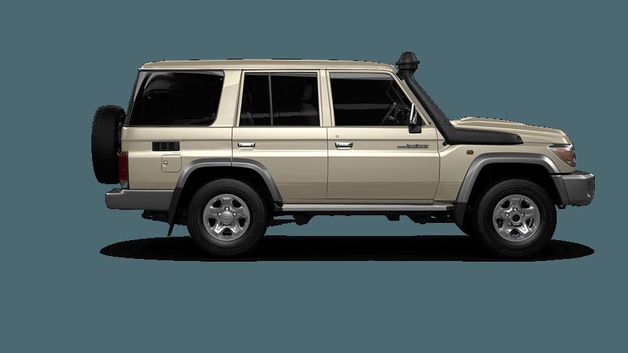 Range Landcruiser 70 Toyota Australia