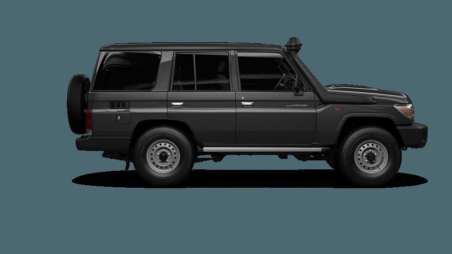 Toyota Land Cruiser 70 >> Range Landcruiser 70 Toyota Australia