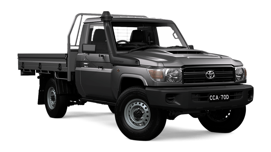 Landcruiser 70 Workmate Single Cab Cab Chassis Grand Motors