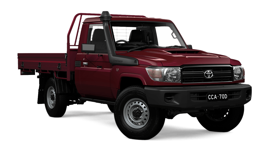LandCruiser 70 Workmate Single-Cab Cab-Chassis  300f48b44818