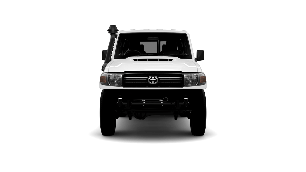 Accessories | LandCruiser 70 | Toyota Australia