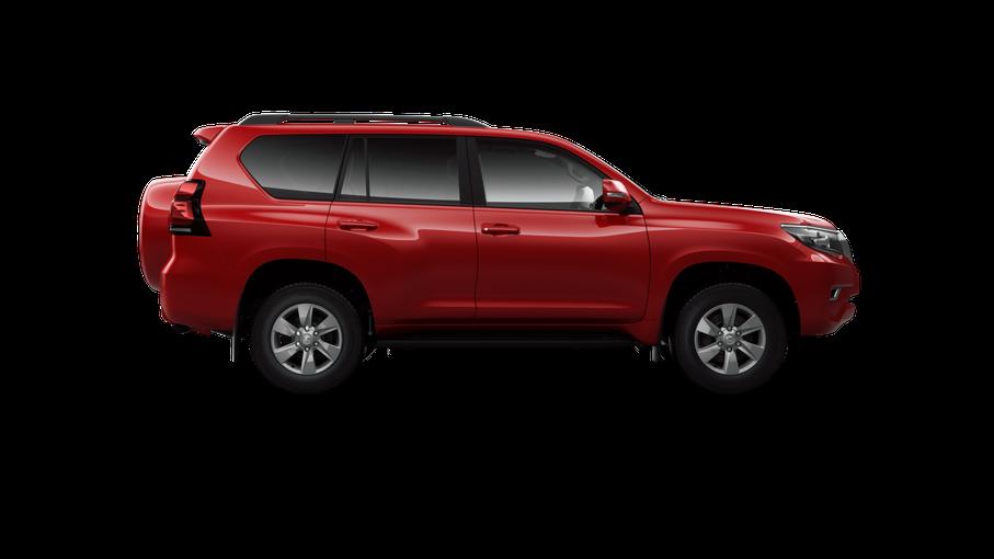 Range Prado Toyota Australia