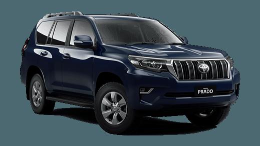 Prado GXL Turbo-diesel | Sci-Fleet Toyota