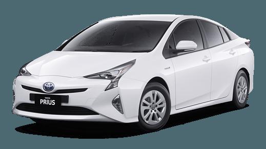 Test Drive 2018 Toyota Prius Glacier White