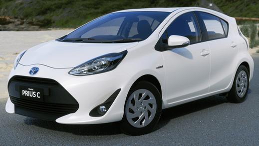 Prius C Ryde Toyota