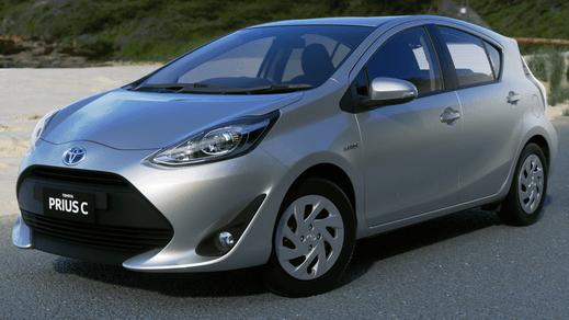 Your Toyota Prius C