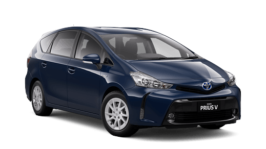 Your Toyota Prius V