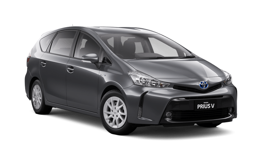 Prius V Mike Carney Toyota