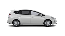 View our Prius v stock at Goldfields Toyota