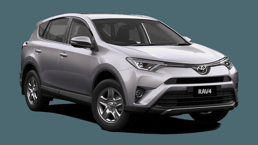 Rav4 Gx 2wd Petrol Cvt Ryde Toyota
