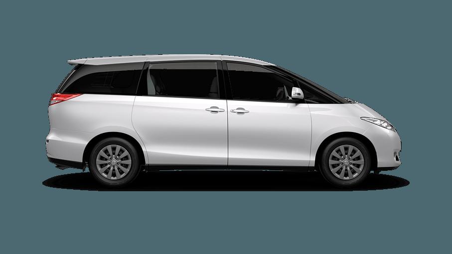 Toyota tarago towing capacity